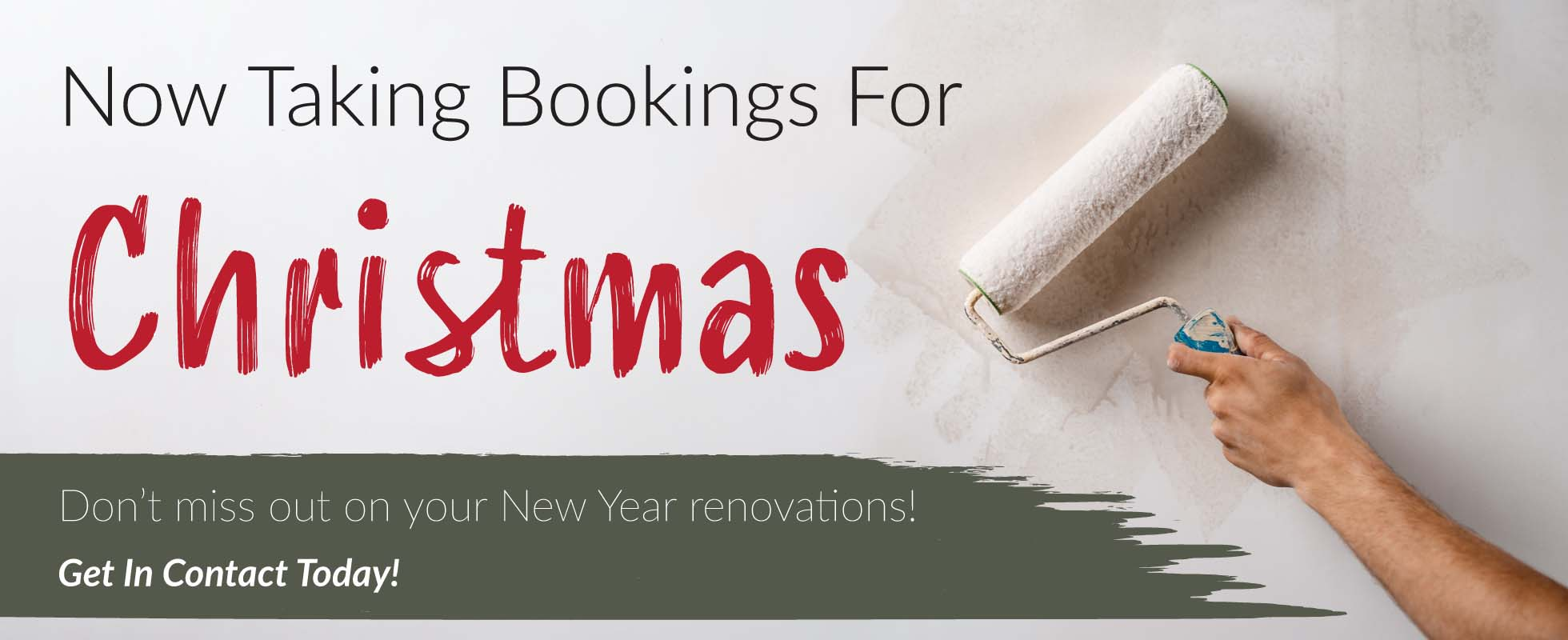 taking-bookings-for-christmas-banner